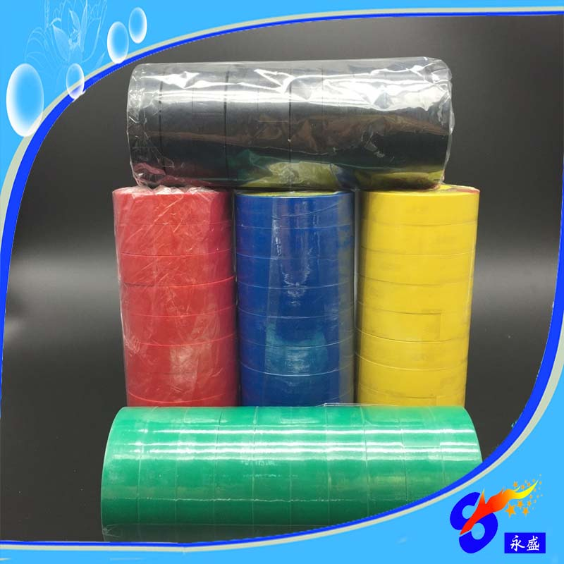 PVC Fireproof Insulation Electrical Tape