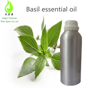 Organic Clove Basil Essential Oil with 85% eugenol for aromatherapy use