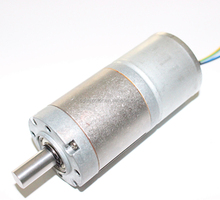 24 volt brushless planetary gear motor 42mm