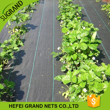 PP ground cover /groundcover plastic vegetable garden weed mats supplier
