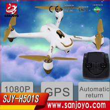 High Quality Hubsan X4 H501S FPV drone RC quadcopter with 1080P camera GPS Follow Me drones