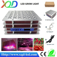 ebay best sellers hydroponics growing light system full spectrum 72W apollo 8 led grow lights/hydroponic Honeycomb design