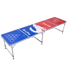 customize beer pong <strong>table</strong>