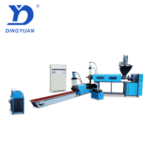 One year warranty cost plastic recycling machine price for sale