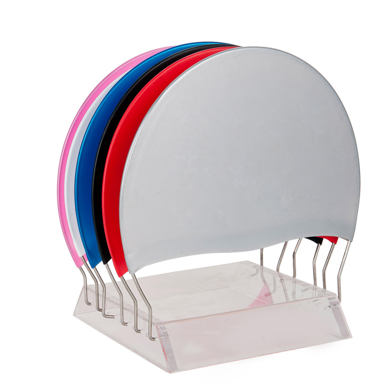 World best selling products printing silicone swim cap custom swim caps no minimum, retro swim caps