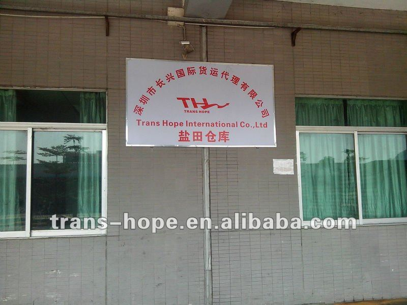 high quality warehouse service in China