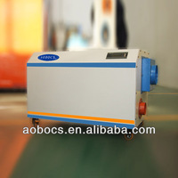 2.5kg/h used industrial dehumidifier with desiccant wheel