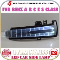 New trend product HIGH POWER Guide LED SIDE Lamp For Ben z C CLASS