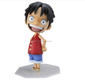 Japanese One Piece Anime Action Figure/Cute Mini Action Figure One Piece/Custom Plastic Anime Action Figures Suppliers