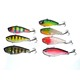 Soft Plastic Fishing Lure Vibe Blade for fishing