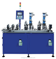 ZYJ2H - 6H+CZ Auto Greasing, Shielding and Grease Distribution Machine with Weighing Inspection