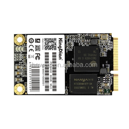 Kingdian M400 60GB Solid State Drive / mSATA Hard Disk for Desktop / Laptop, Size: 5 x 3 cm