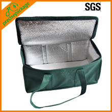 Outdoor non woven insulated EPE foam promotion ice cooler bag
