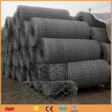 Dipped Plastic Hexagonal Aviary Galvanized Wire Mesh