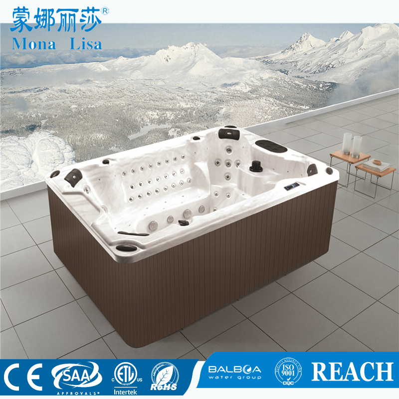 Outdoor sanitary ware luxury spa hot tub
