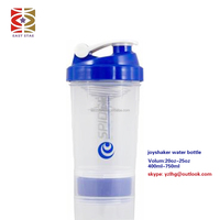 China blank joyshaker water bottles model