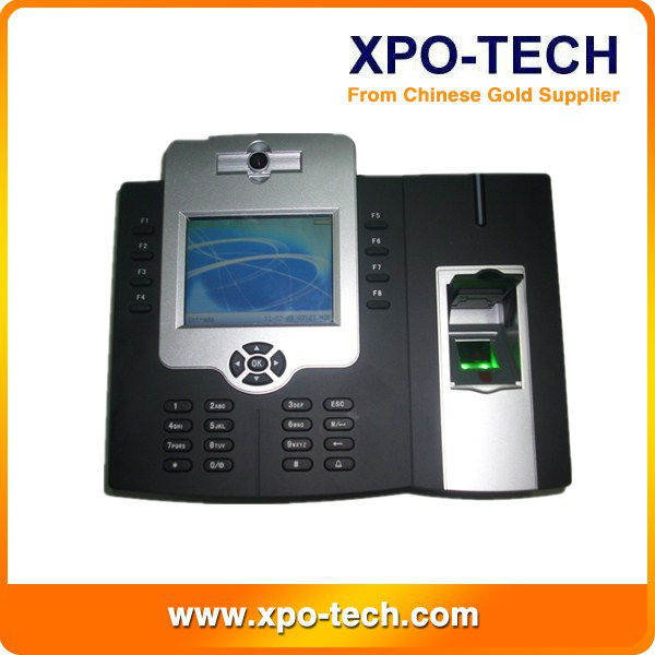 ZK Fingerprint Time and Attendance System IN01