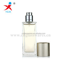 Empty Perfume Glass Bottle /100ml Brand Tall Perfume Bottle