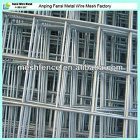 Galvanized Supersonic Steel Matting (Welded Wire Mesh) for business