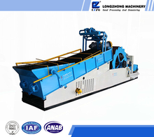 Good quality and best gold supplier spiral sand classifier with multi function