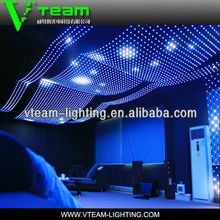 VTEAM Stage Wall Flexible LED Curtain Display for Decoration