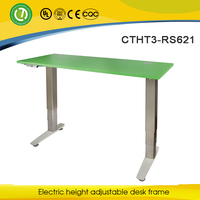 conference tables ception desk Intelligent office lifting height adjustable desk