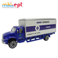 The best gift mini metal diecast toy car toy truck for kids on sale