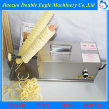 Long Serive Life potato slicer machine/curly potatoes cutting machine manufacturer price