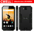 Blackview BV4000 4.7 Inch Gorilla Glass Triple Camera Android IP68 Waterproof Mobile