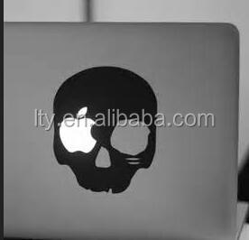 Permanent Adhesive laptop decal sticker for iphone