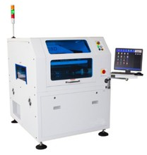Superior performance automatic SMT PCB solder paste screen printer on sale
