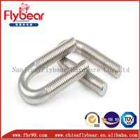 304 stainless steel China high quality u bolt making machine