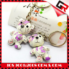 Hot sale cheap wholesale promotional keychains