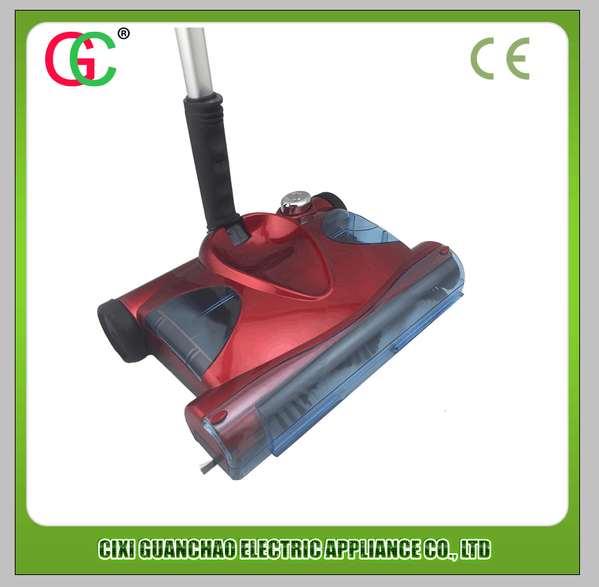 NingBo industry besting selling in America rechargeable electric sweeper with CE&RoHS