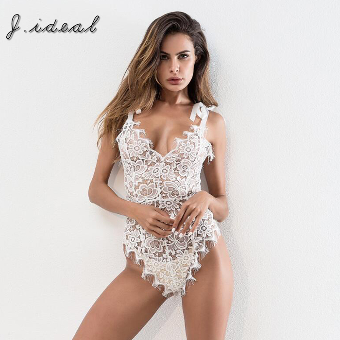 Eyelash Lace Back Zipper Teen Girls Sexy Lingerie