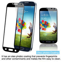 For Samsung Galaxy s4 i9500 anti-scratch 9H hardness tempered glass screen protector in China, OEM