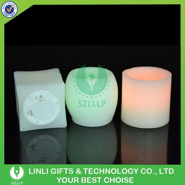 Mini Scented Illuminated LED Candle