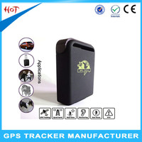 Wholesale personal gps tracker TK102 with long life battery