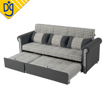 Latest model picture of sofa cum bed with multi-purpose for promotion