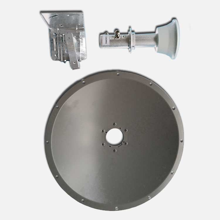 5GHz MIMO directional outdoor dual-polarized <strong>antenna</strong> High Gain dish Dual WiFi System <strong>antenna</strong> 48dBi