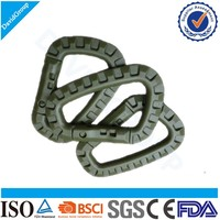 New Products Plastic Carabiner & Triangle Carabiner & Thin Carabiner