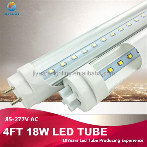 5 Double sided LED Linear Lamps T10 Clear lense NATURAL BRITE 4100K