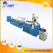 No welding needed plastic pvc profile floor making machine
