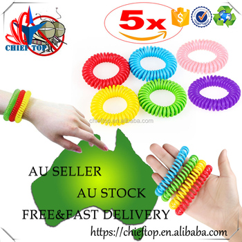 Best Popular Eco-friendly Citronella Mosquito Bracelet