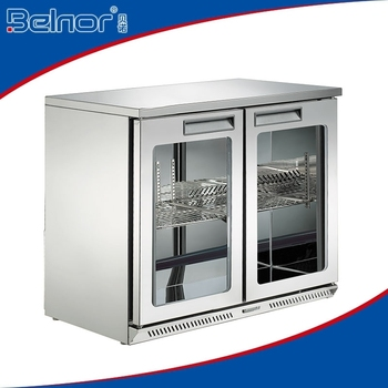 Mg50l2w Display Fridge Bar Counter Cabinet Series Buy