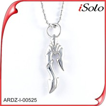 Pendants & charms new hot products on the market frozen pendant necklace