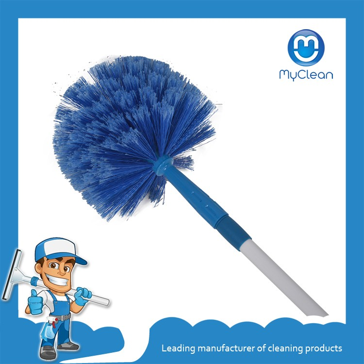 cheap spider web sweep broom to clean ceiling
