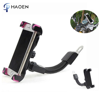 Flexible Universal factory price motorcycle phone holder,mobile holder for motorcycle,motorcycle cell phone holder