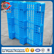 Reusable plastic pallet 1100*1100*150 chuan HDPE Material With steel tube pallet stock on the shelf