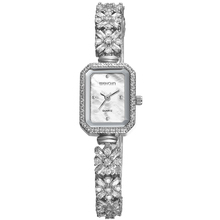 Luxury WEIQIN W4811 diamond studded watches for women